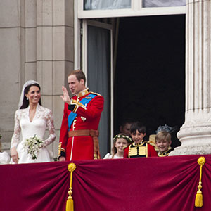 wedding prince william and catherine middleton