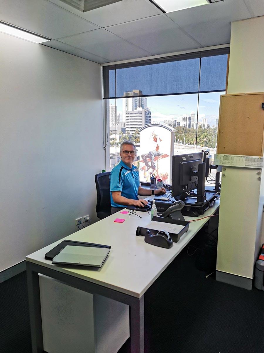 SIHOT Office Australia Brett Eslick