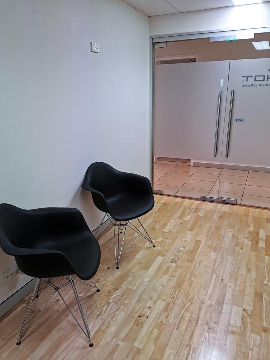 SIHOT Office Australia Foyer