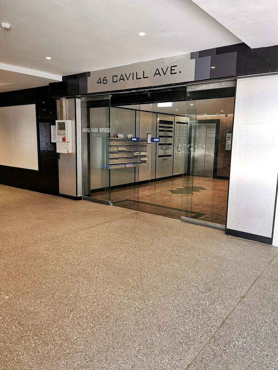 SIHOT Office Australia Street Level Entry
